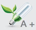 Высокий уровень энергоэффективности