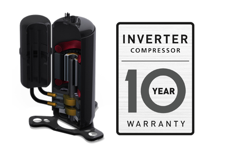 Инверторный компрессор нового поколения